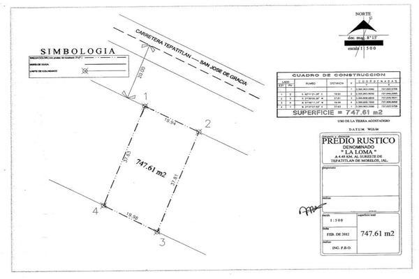 Foto de terreno habitacional en venta en jalisco 326 4.48, lomas del carmen, tepatitlán de morelos, jalisco, 7310778 No. 15