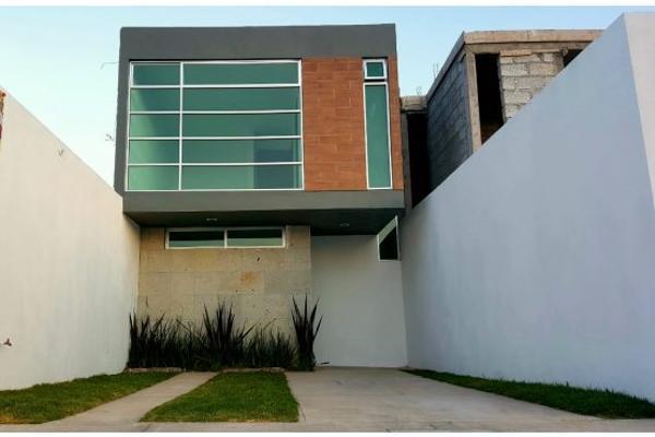 Foto de casa en venta en  , jaltepec, tulancingo de bravo, hidalgo, 5666934 No. 01