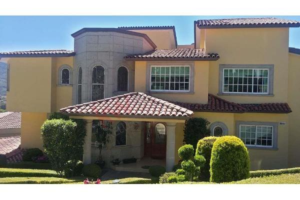 Foto de casa en renta en jaral , club de golf valle escondido, atizapán de zaragoza, méxico, 13331043 No. 01
