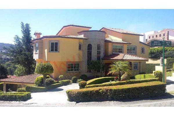 Foto de casa en renta en jaral , club de golf valle escondido, atizapán de zaragoza, méxico, 13331043 No. 03