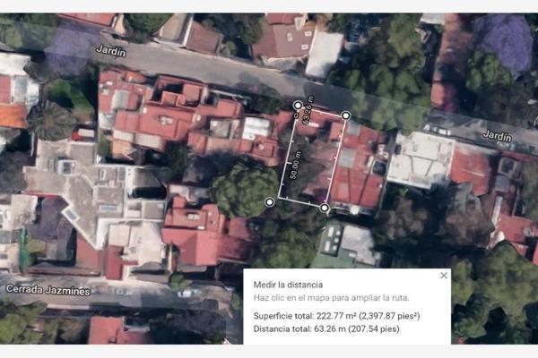 Foto de casa en venta en jardín 0, tlacopac, álvaro obregón, df / cdmx, 6145767 No. 02