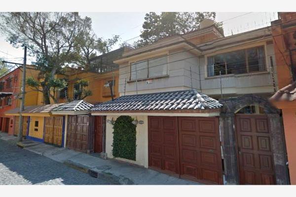 Foto de casa en venta en jardín 0, tlacopac, álvaro obregón, df / cdmx, 6145767 No. 01