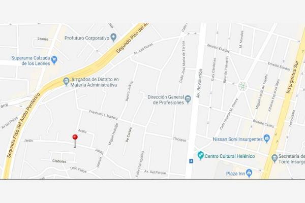 Foto de casa en venta en jardín 0, tlacopac, álvaro obregón, df / cdmx, 6145767 No. 04