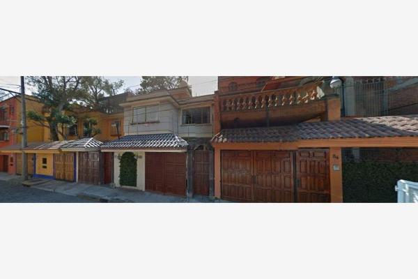Foto de casa en venta en jardín 00, tlacopac, álvaro obregón, df / cdmx, 6149830 No. 01