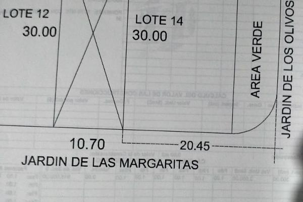 Foto de terreno habitacional en venta en jardin de las margaritas , jardín delta, león, guanajuato, 8867959 No. 02