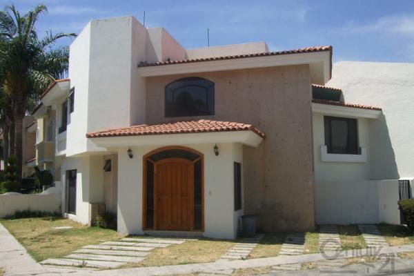 Casa en condominio en Jardín Real, en Renta ID 1236629
