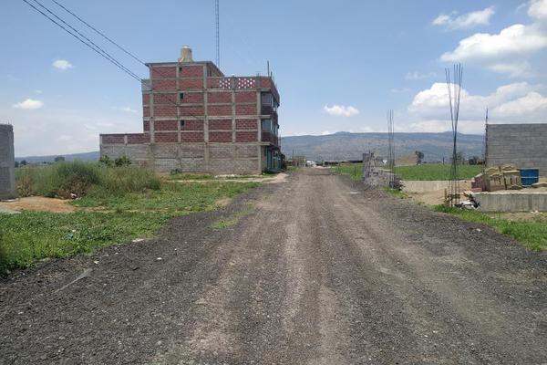 Foto de terreno habitacional en venta en jardín del llano 20, san pablo atlazalpan, chalco, méxico, 0 No. 02