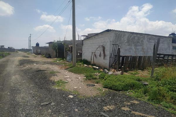 Foto de terreno habitacional en venta en jardín del llano 20, san pablo atlazalpan, chalco, méxico, 0 No. 03