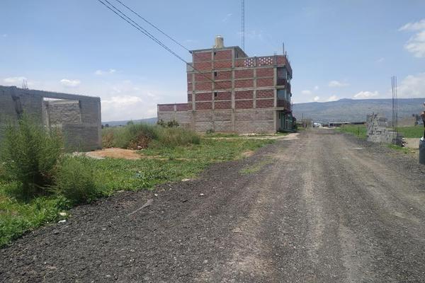 Foto de terreno habitacional en venta en jardín del llano 20, san pablo atlazalpan, chalco, méxico, 0 No. 04