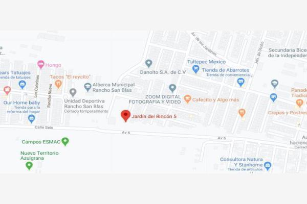 Foto de casa en venta en jardin del rincon 5, hacienda del bosque, tecámac, méxico, 15824056 No. 14
