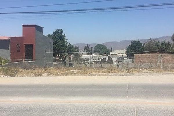 Foto de terreno habitacional en venta en  , jardín dorado, tijuana, baja california, 5680359 No. 01