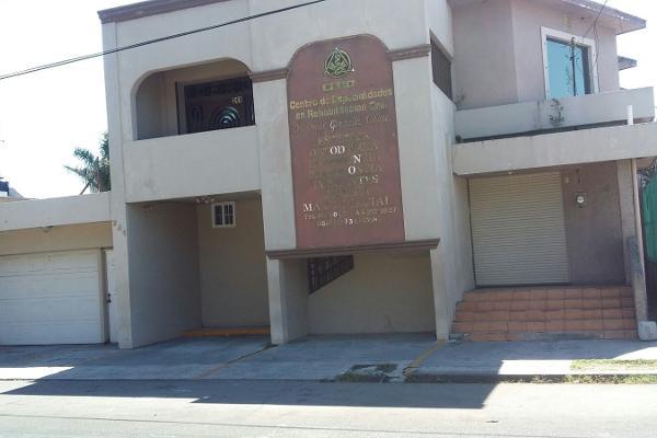 Foto de casa en venta en avenida tamaulipas , jardín, matamoros, tamaulipas, 3430303 No. 01