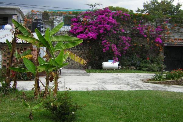 Foto de terreno habitacional en venta en  , jardín tetela, cuernavaca, morelos, 5802030 No. 02