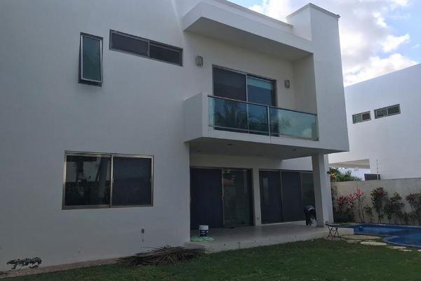 Foto de casa en renta en  , jardines cancún, benito juárez, quintana roo, 0 No. 09