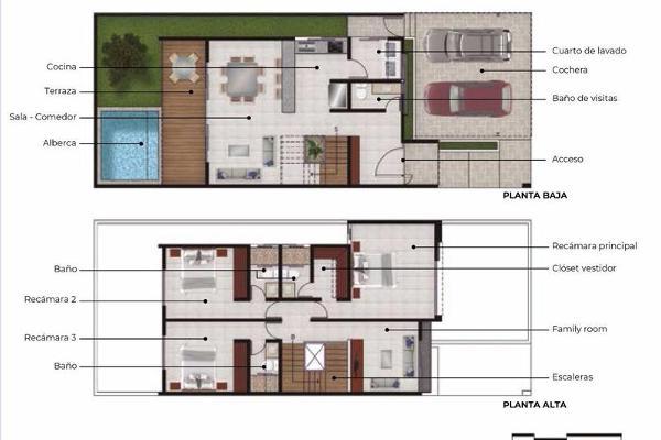 Foto de casa en venta en  , jardines cancún, benito juárez, quintana roo, 7926840 No. 02
