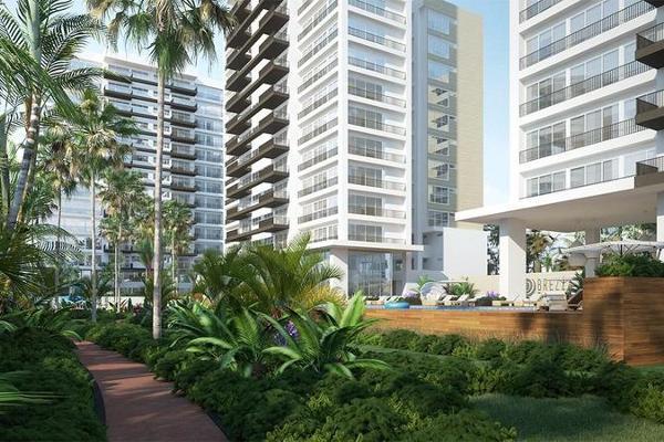 Foto de departamento en venta en  , jardines cancún, benito juárez, quintana roo, 7926850 No. 01