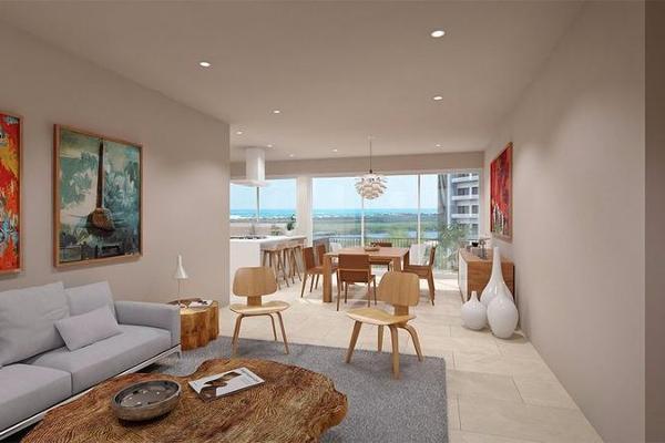 Foto de departamento en venta en  , jardines cancún, benito juárez, quintana roo, 7926850 No. 04