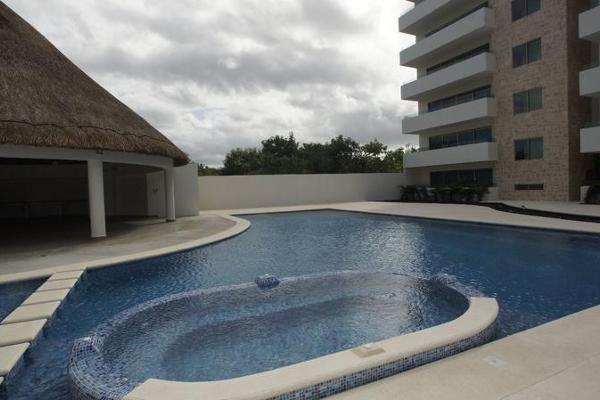 Foto de departamento en venta en  , jardines cancún, benito juárez, quintana roo, 7926880 No. 12