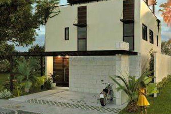 Foto de casa en venta en  , jardines cancún, benito juárez, quintana roo, 7927020 No. 01