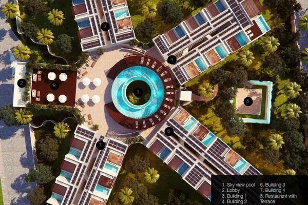Foto de departamento en venta en  , jardines cancún, benito juárez, quintana roo, 8099570 No. 04