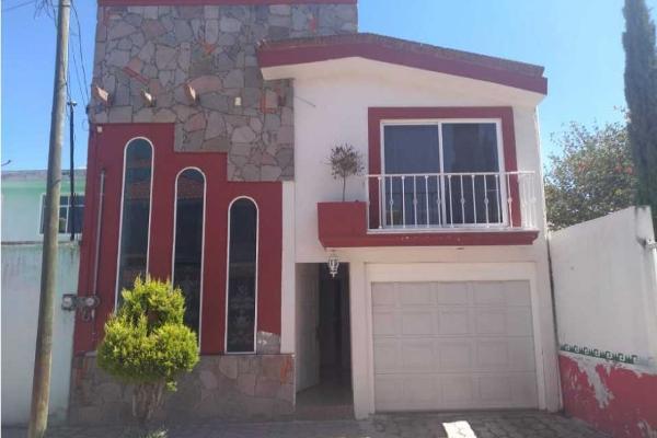 Foto de casa en venta en  , jardines de apizaco, apizaco, tlaxcala, 8900008 No. 01
