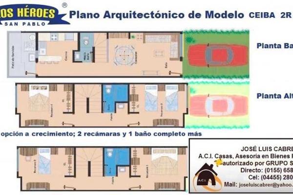 Foto de casa en venta en jardines de cataldo 0, los héroes tecámac ii, tecámac, méxico, 8873949 No. 02