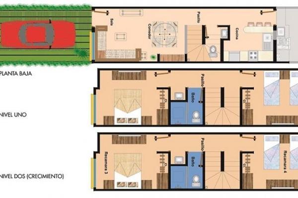 Foto de casa en venta en jardines de cataldo 0, los héroes tecámac ii, tecámac, méxico, 8873949 No. 03