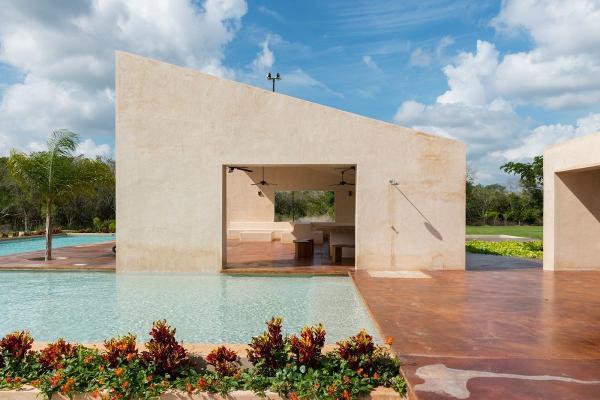 Foto de terreno habitacional en venta en  , jardines de miraflores, mérida, yucatán, 8104952 No. 04