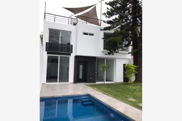 Foto de casa en venta en . ., jardines de cuernavaca, cuernavaca, morelos, 5668677 No. 01