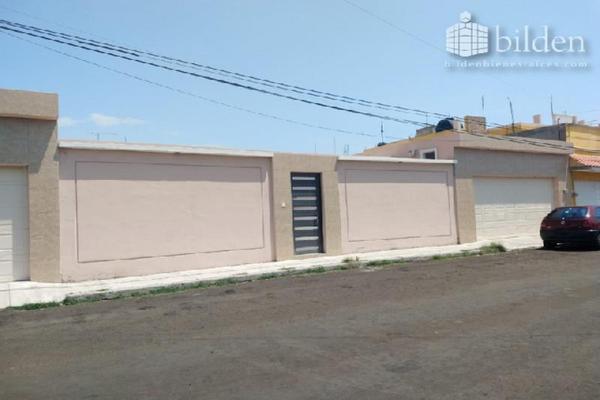 Foto de casa en venta en  , jardines de durango, durango, durango, 7469139 No. 01