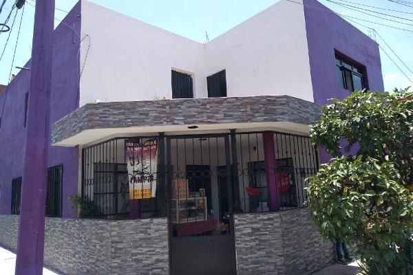 Foto de casa en venta en  , jardines de jericó, zamora, michoacán de ocampo, 5681630 No. 01