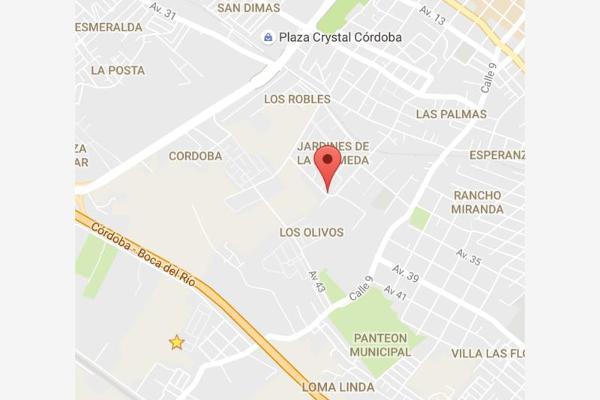 Foto de terreno habitacional en venta en  , jardines de la alameda, córdoba, veracruz de ignacio de la llave, 3103026 No. 01