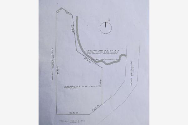 Foto de terreno habitacional en venta en  , jardines de la alameda, córdoba, veracruz de ignacio de la llave, 3103026 No. 02