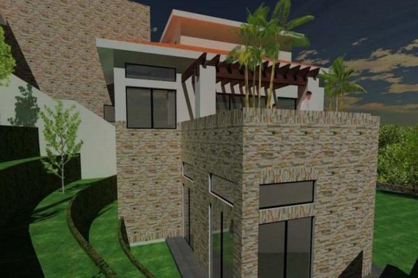 Foto de terreno habitacional en venta en  , jardines de la florida, naucalpan de juárez, méxico, 14595370 No. 09