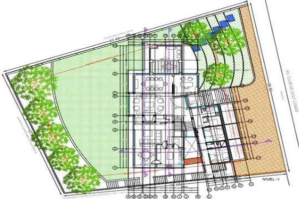Foto de terreno habitacional en venta en  , jardines de la florida, naucalpan de juárez, méxico, 14595370 No. 17