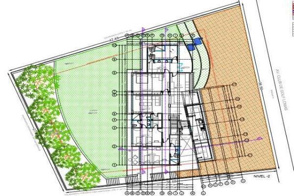 Foto de terreno habitacional en venta en  , jardines de la florida, naucalpan de juárez, méxico, 14595370 No. 18