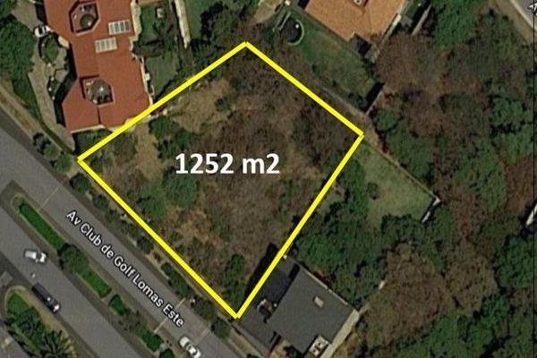 Foto de terreno habitacional en venta en  , jardines de la florida, naucalpan de juárez, méxico, 14595370 No. 30