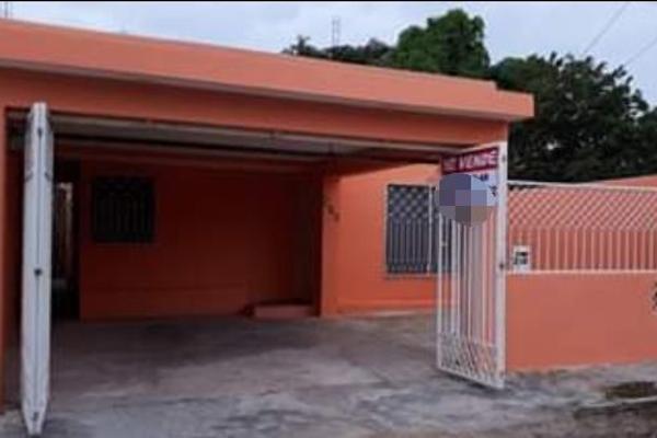 Foto de casa en venta en  , jardines de pensiones, mérida, yucatán, 14028207 No. 02