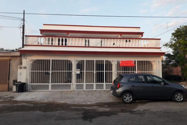 Foto de casa en venta en  , jardines de pensiones, mérida, yucatán, 14028211 No. 01