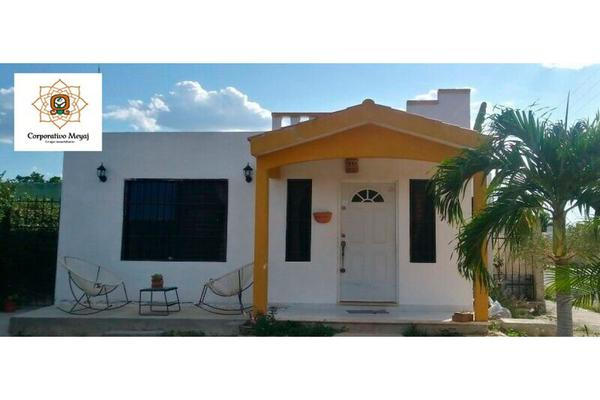 Foto de casa en venta en  , jardines de poniente, mérida, yucatán, 11441008 No. 01