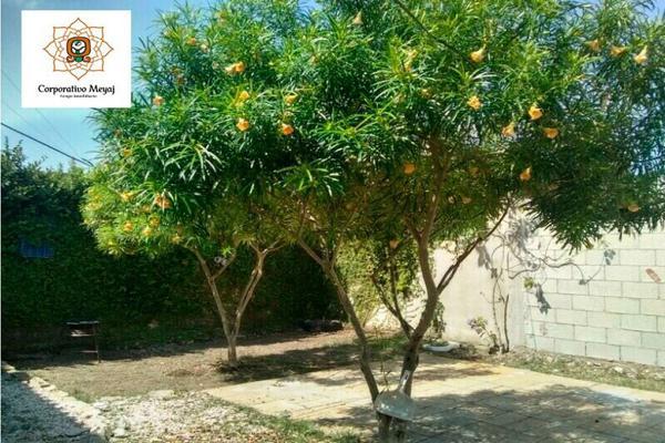 Foto de casa en venta en  , jardines de poniente, mérida, yucatán, 11441008 No. 11
