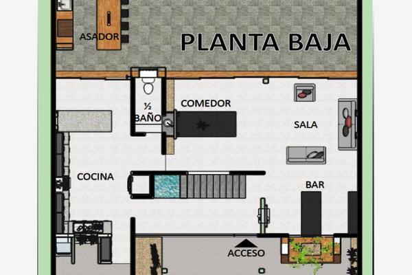 Foto de casa en venta en jardines de san mateo 00, jardines de san mateo, naucalpan de juárez, méxico, 8391896 No. 05