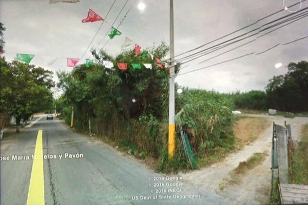 Foto de terreno habitacional en venta en  , jardines de san miguel, guadalupe, nuevo león, 13834250 No. 01
