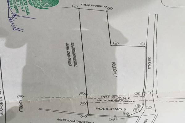 Foto de terreno habitacional en venta en  , jardines de san miguel, guadalupe, nuevo león, 13834250 No. 03
