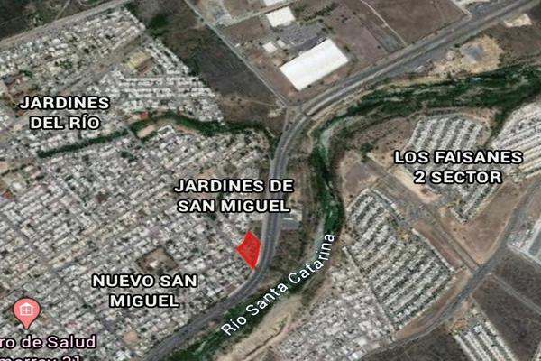 Foto de terreno habitacional en venta en  , jardines de san miguel, guadalupe, nuevo león, 17977311 No. 02