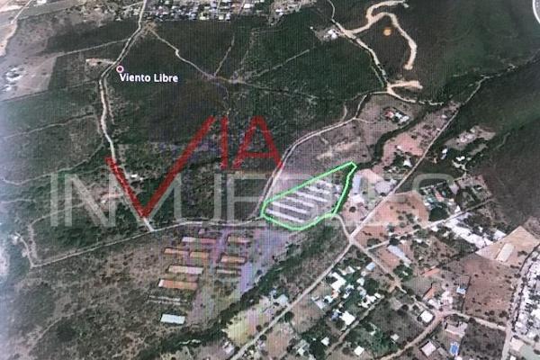 Foto de terreno industrial en venta en 00 00, jardines de santiago, santiago, nuevo león, 7097171 No. 03