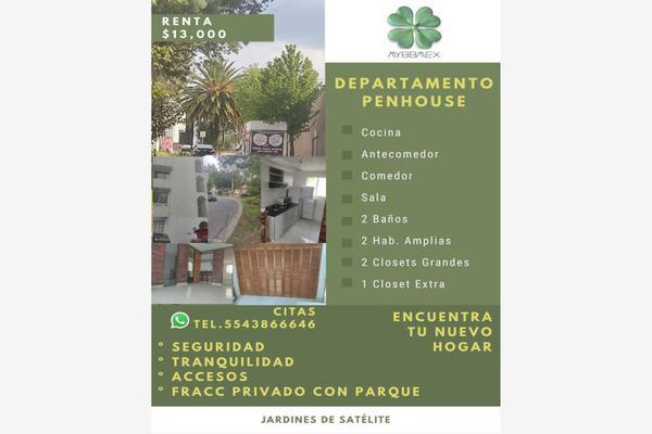 Foto de departamento en renta en  , jardines de satélite, naucalpan de juárez, méxico, 0 No. 02