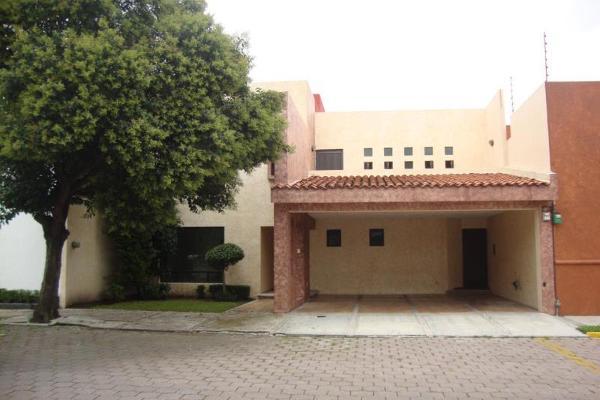 Foto de casa en renta en  , residencial ex-hacienda de zavaleta, puebla, puebla, 11431937 No. 01
