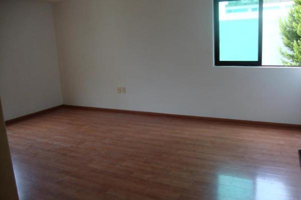 Foto de casa en renta en  , residencial ex-hacienda de zavaleta, puebla, puebla, 11431937 No. 06