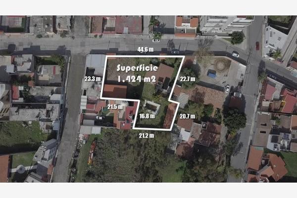 Foto de terreno habitacional en venta en  , residencial ex-hacienda de zavaleta, puebla, puebla, 8764996 No. 04